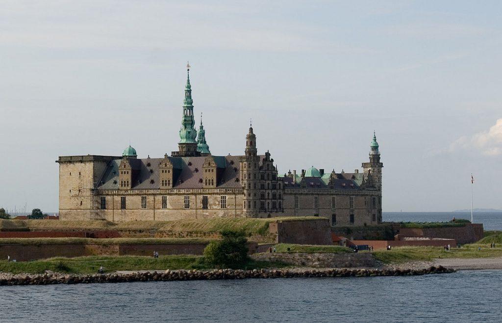 """""""Elsinore"""" - Kronborg Castle"""