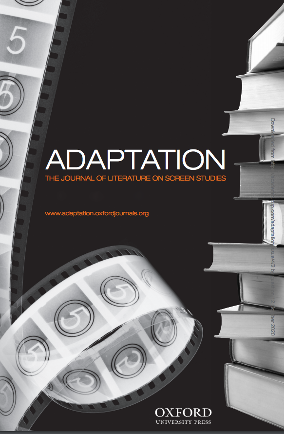 Adaptation: The Journal of Literature on Screen Studies