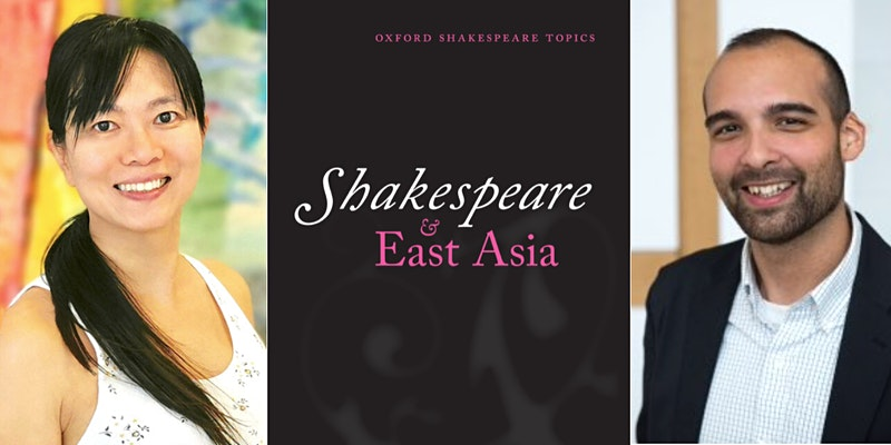 Book Launch: Shakespeare and East Asia